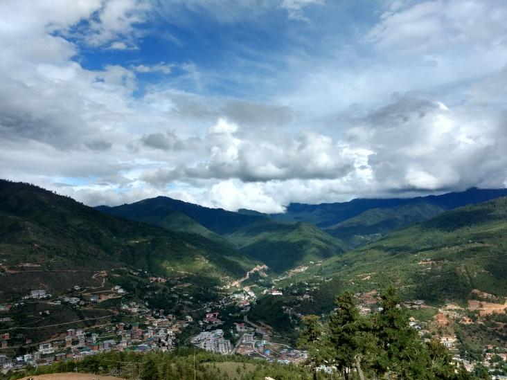 Thimphu Views